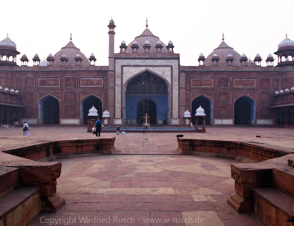 Moschee Jamid Masjid, India