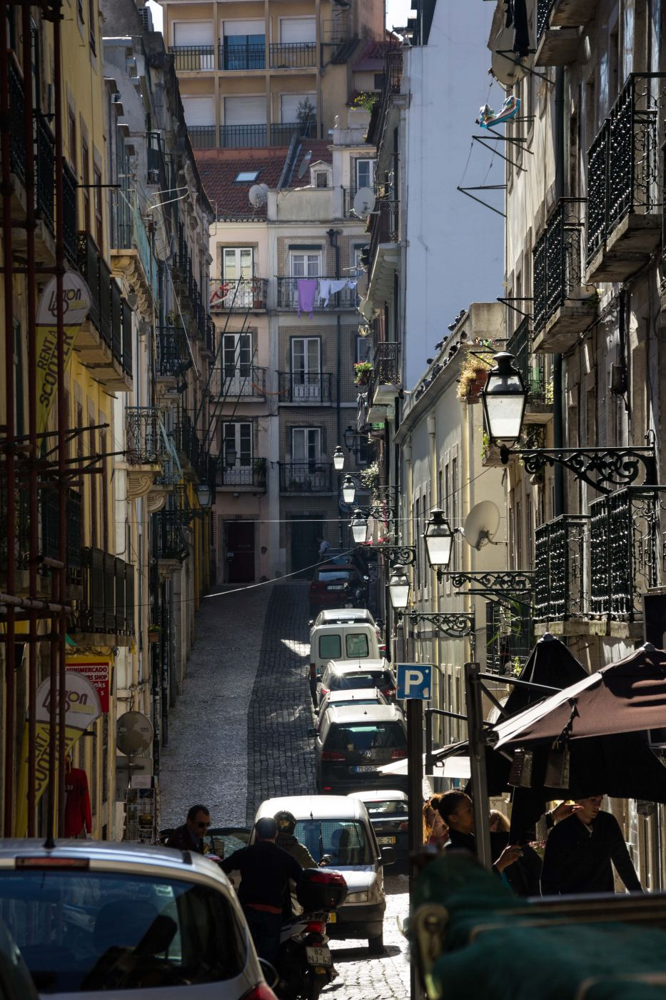 Rua do Gremio Lusitano, Portugal