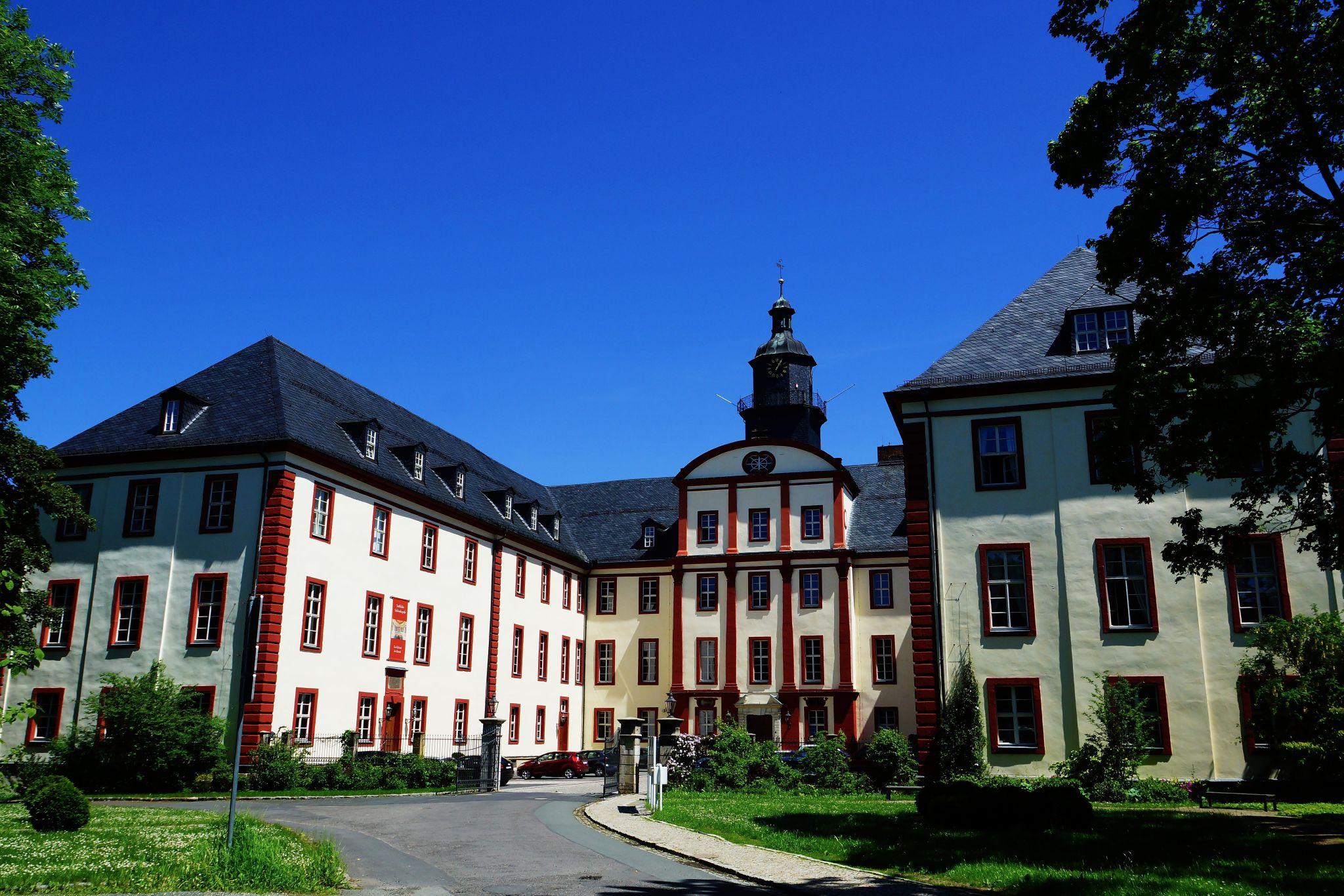 Schloss Saalfeld, Germany