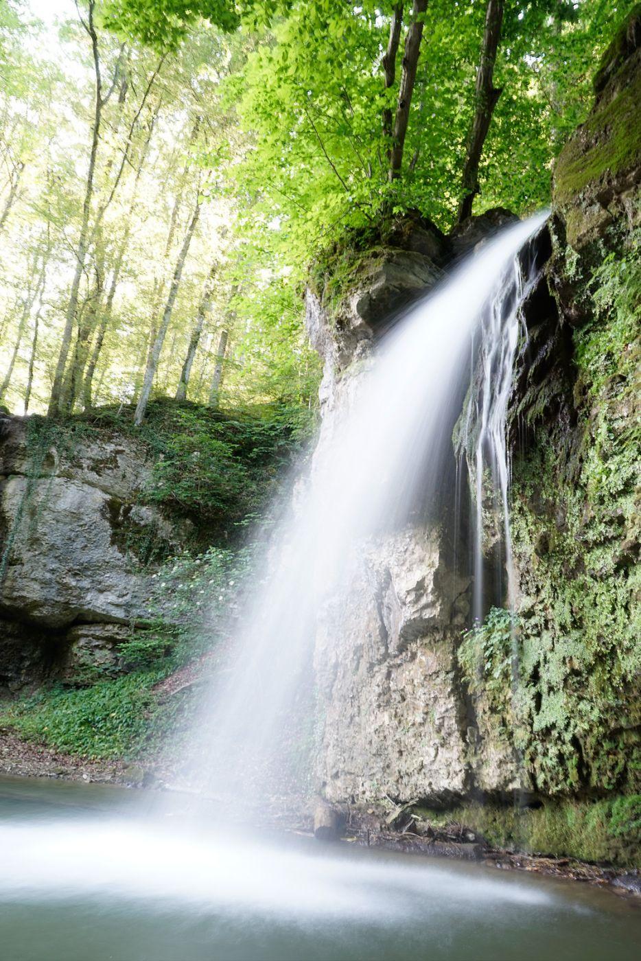 Wasserfall Giessen, Switzerland