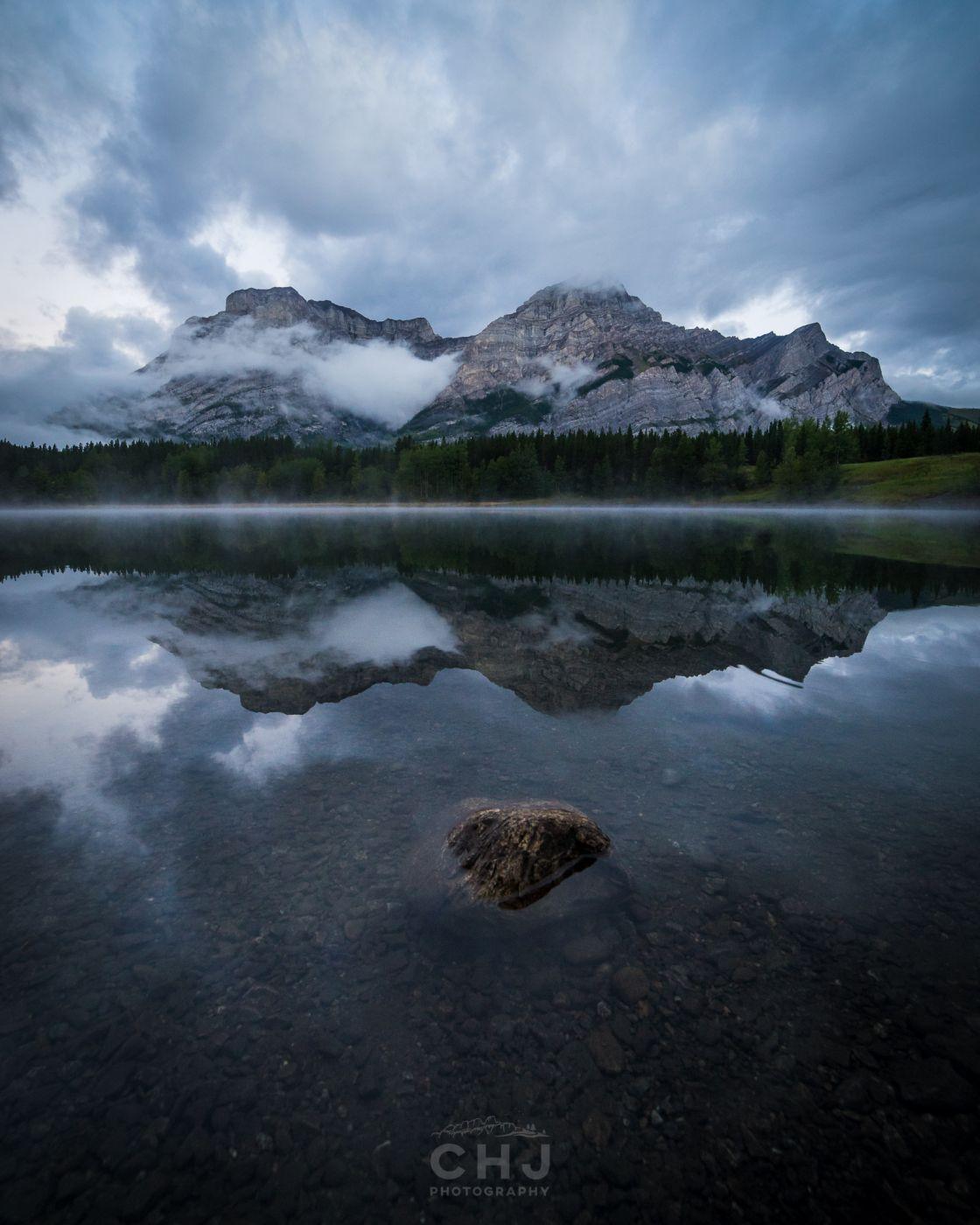 Wedge Pond, Canada