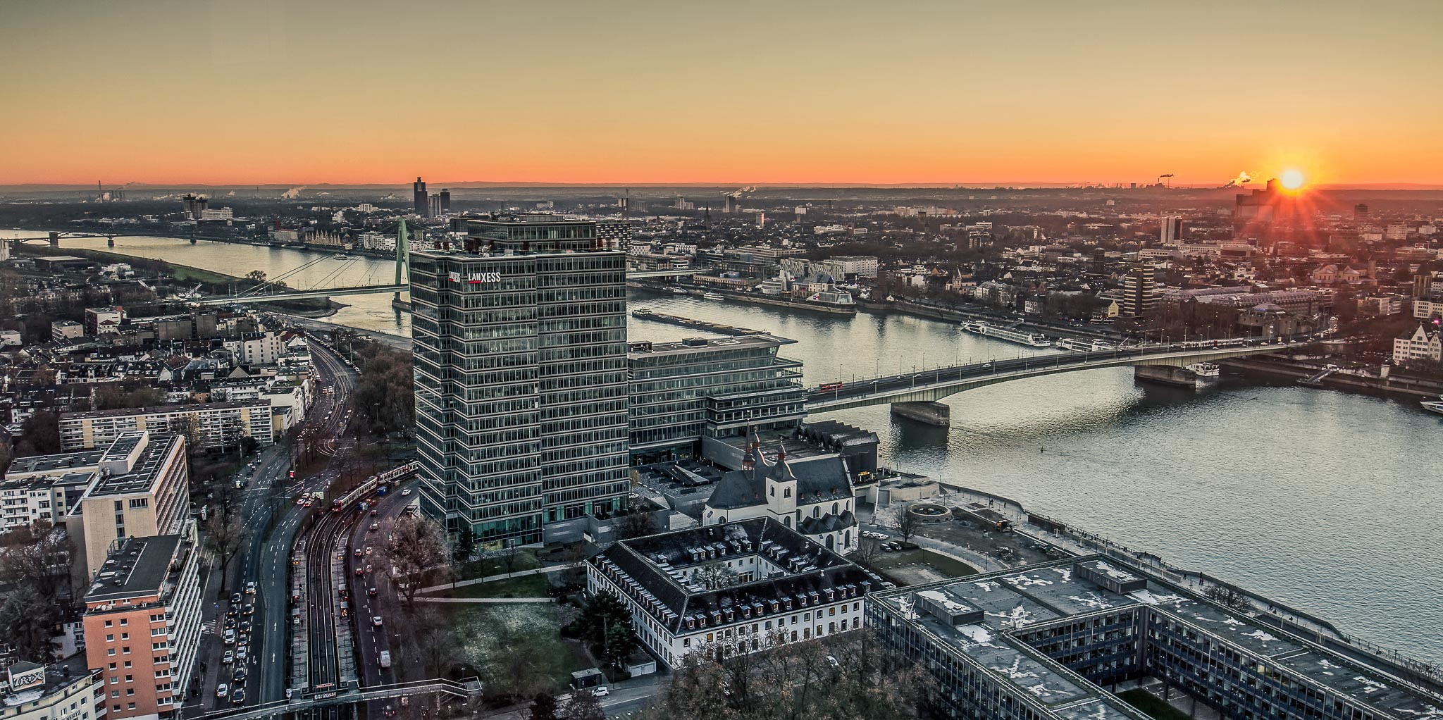 Cologne Triangle, Germany