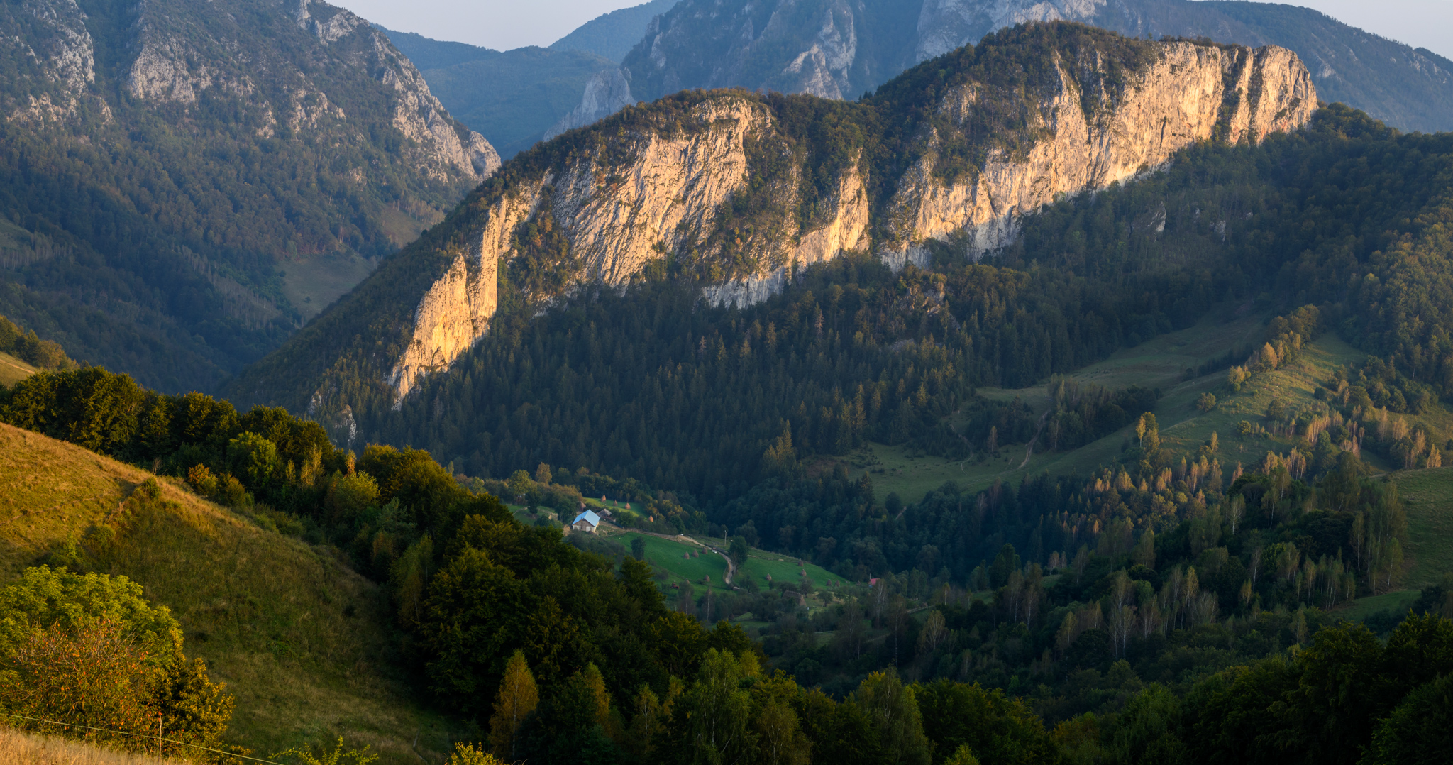 Geogelului gorges, Alba county, Romania