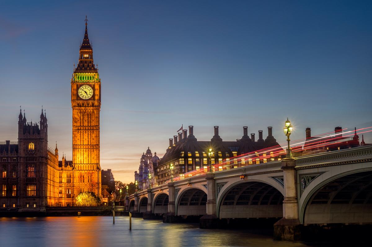 Westminster bridge, United Kingdom