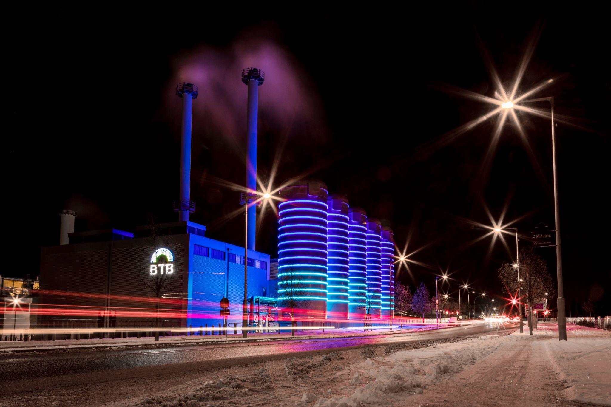 BTB Adlershof, Germany