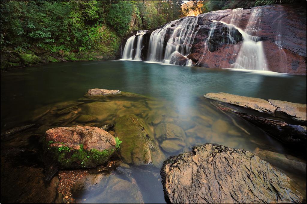 Coal Creek Falls, Greymouth, New Zealand