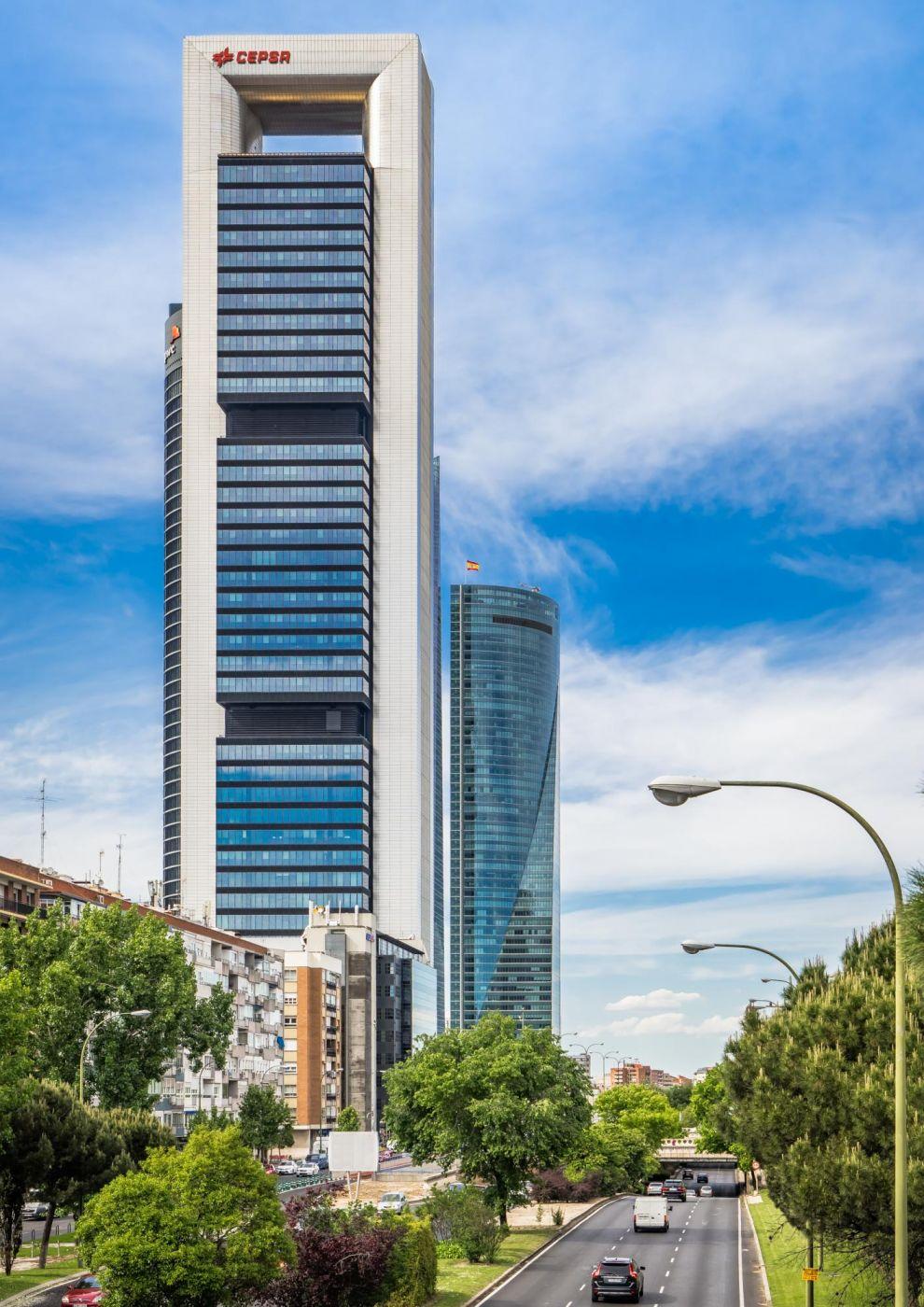 Cuatro Torres Business Area, Spain