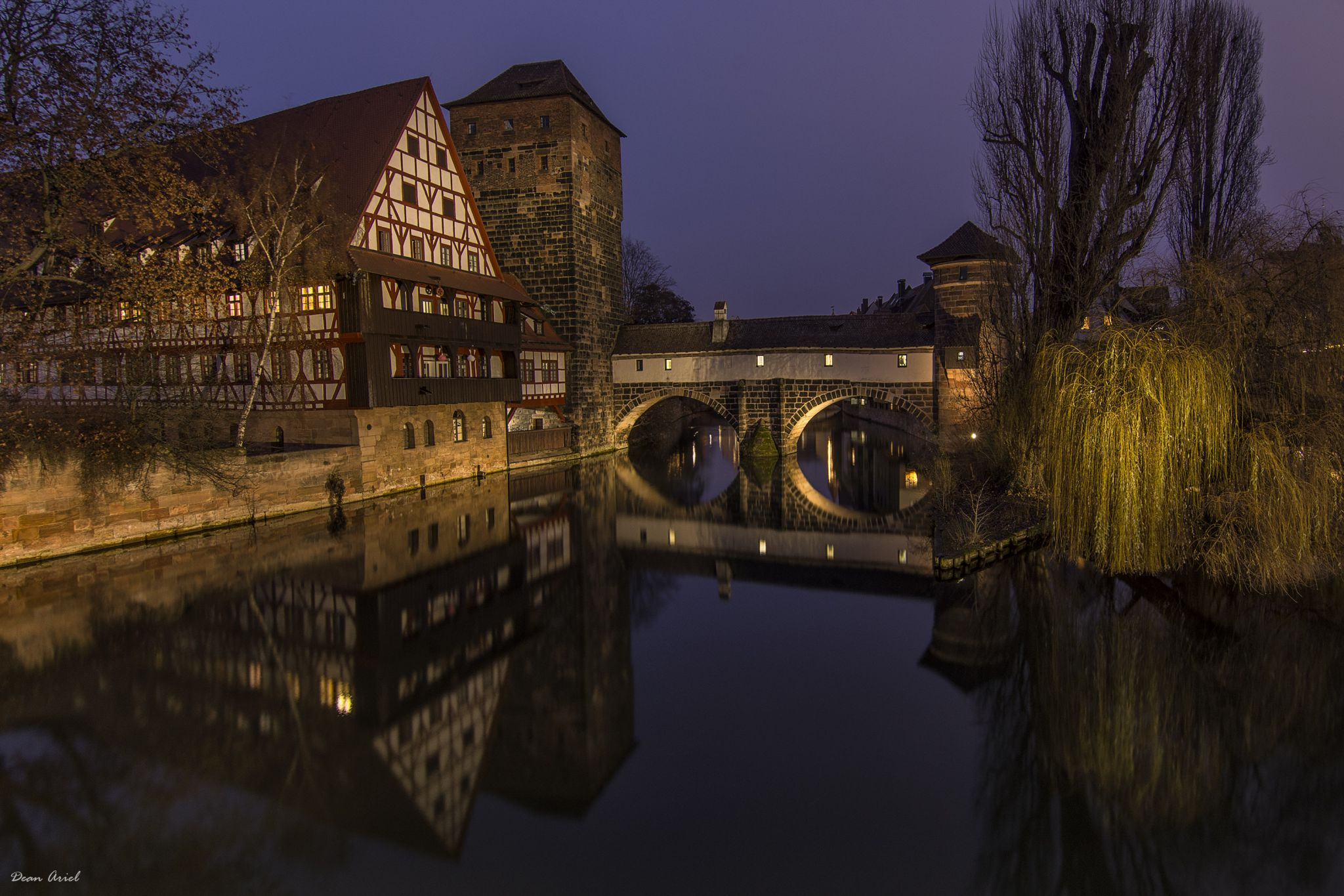 Nuremberg old town, Germany