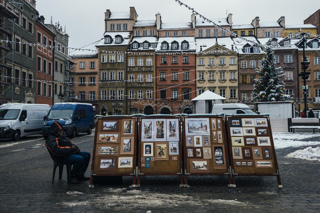 Old Town Market Place, Warsaw, Poland, Poland