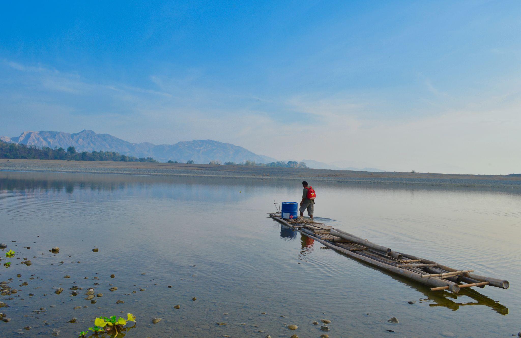 Pidigan River, Philippines