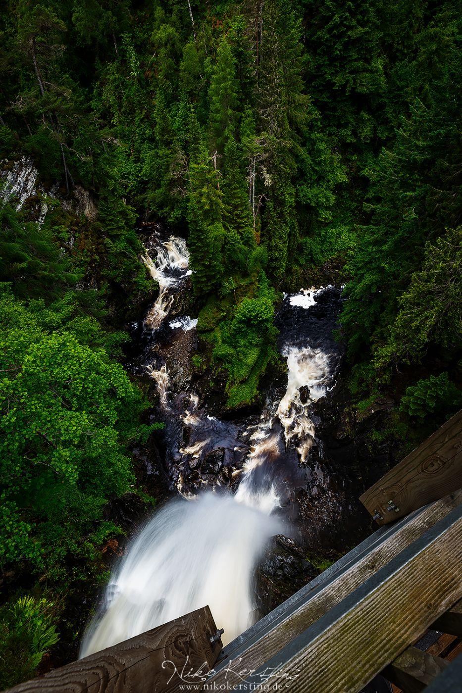 Plodda Falls, United Kingdom