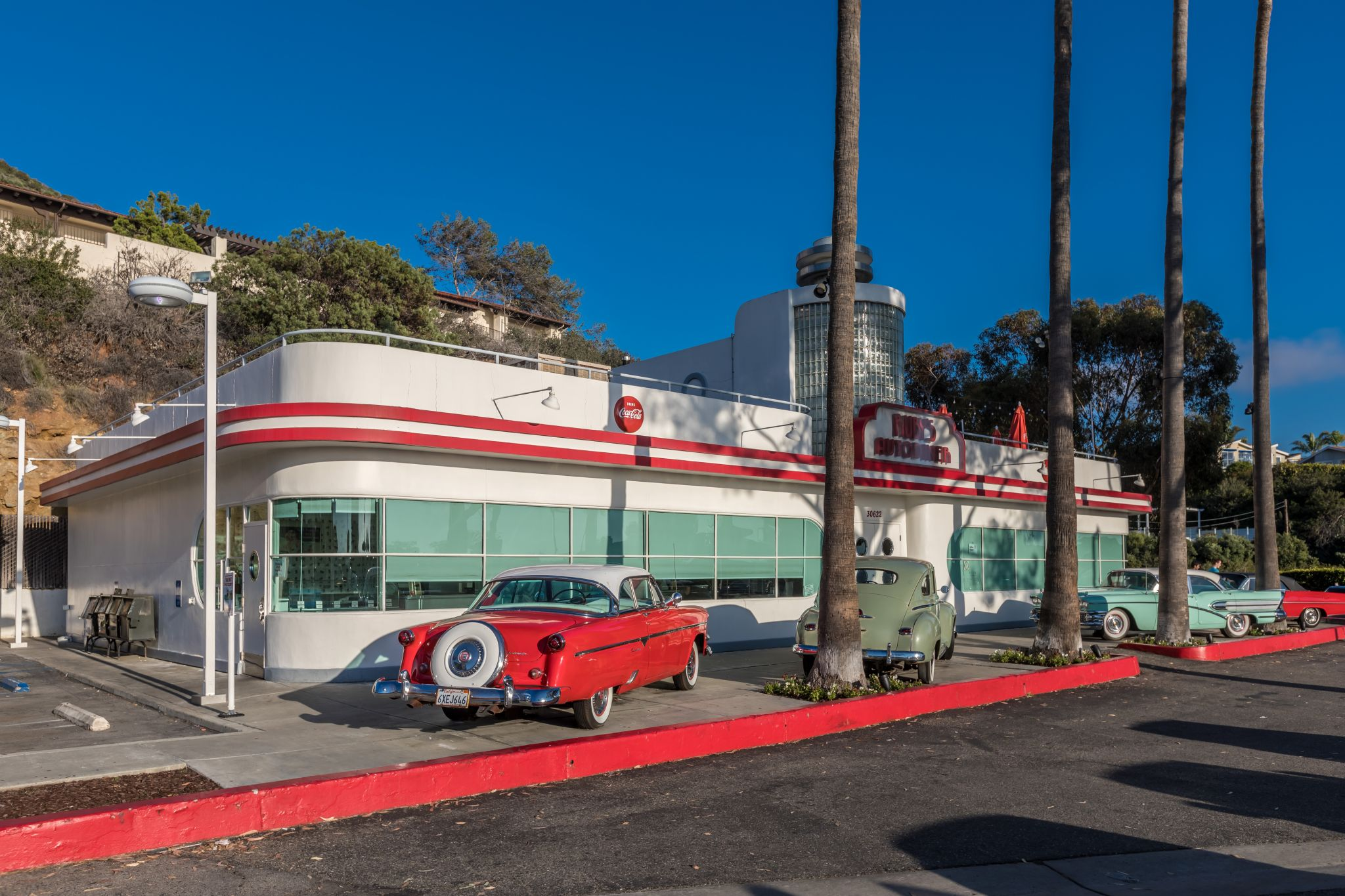 Ruby's Diner, USA