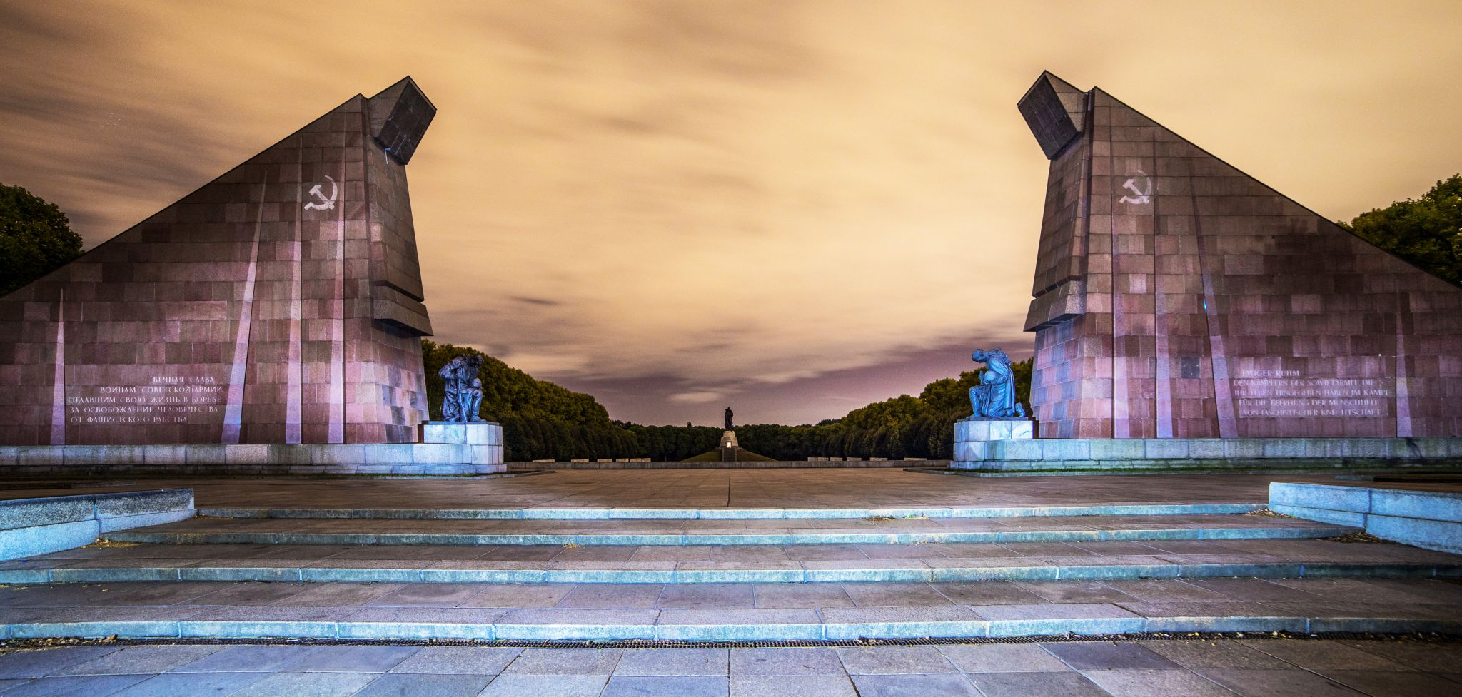 Soviet War Memorial (Treptower Park), Germany