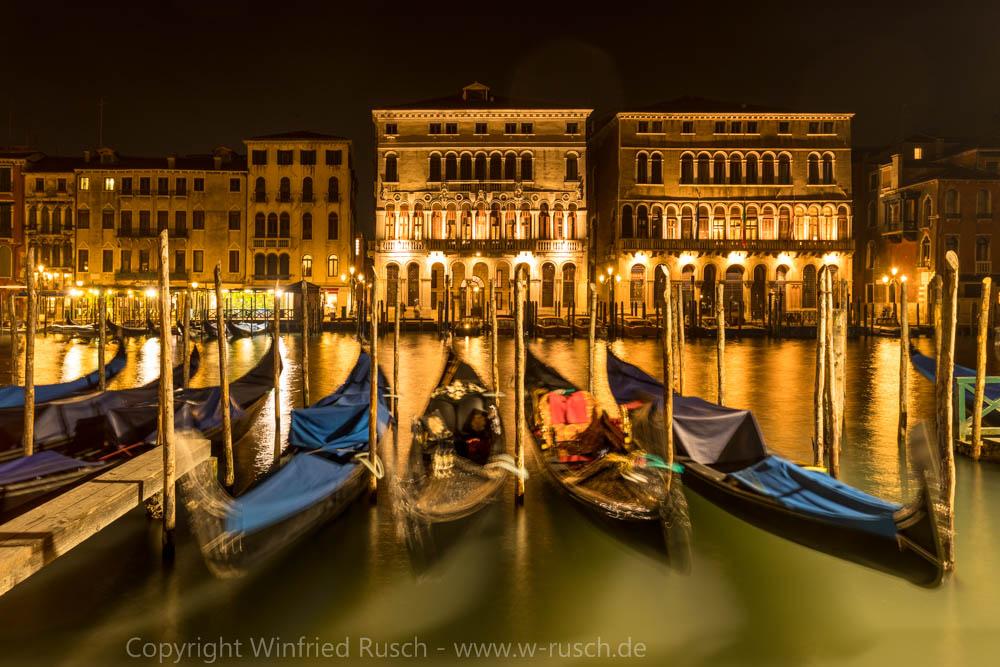 Abendstimmung in Venedig, Italy