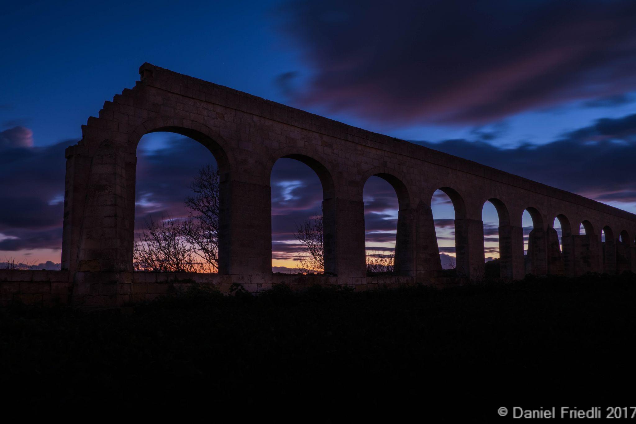Aqueducts of Victoria, Malta