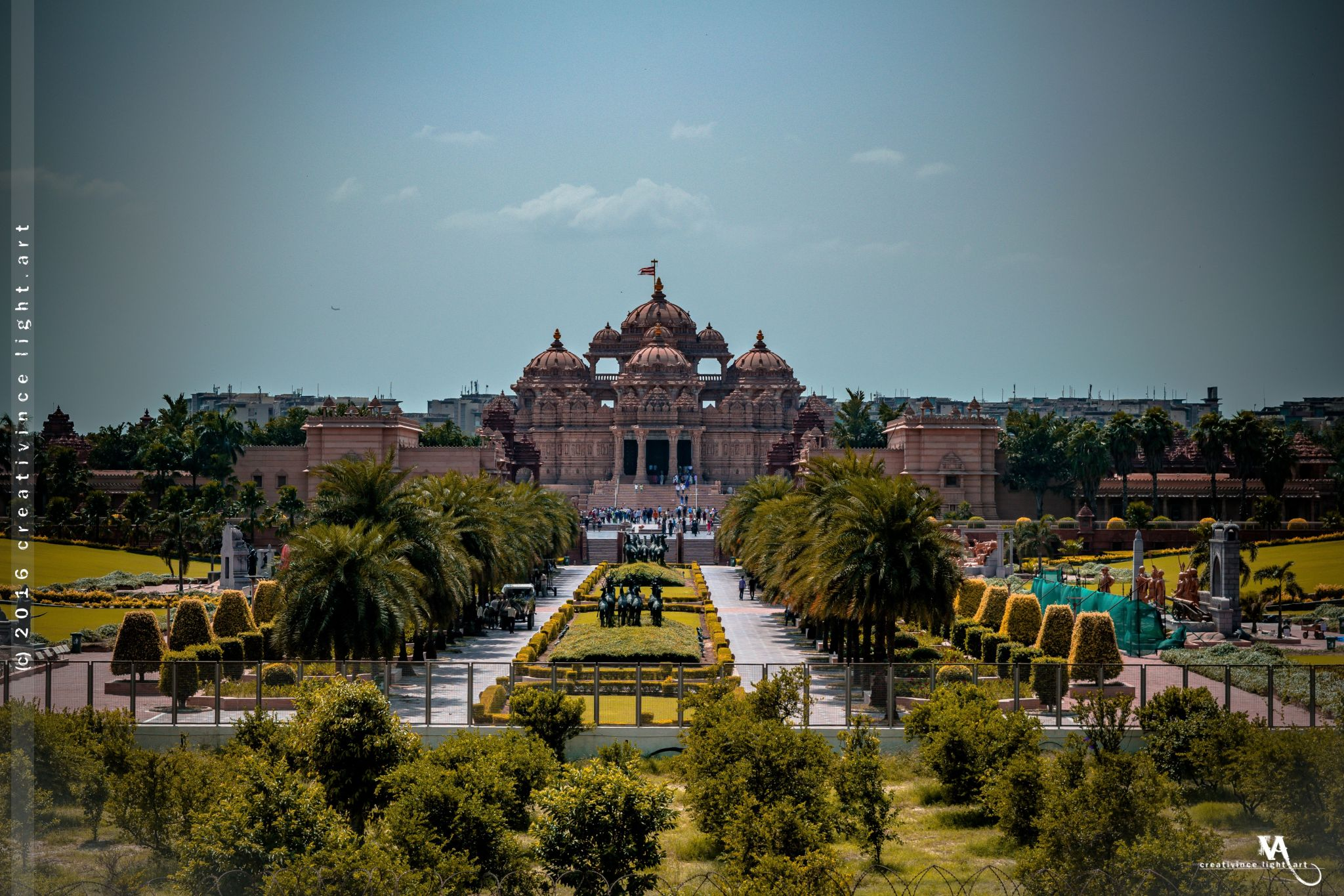 Akshardham Temple, India