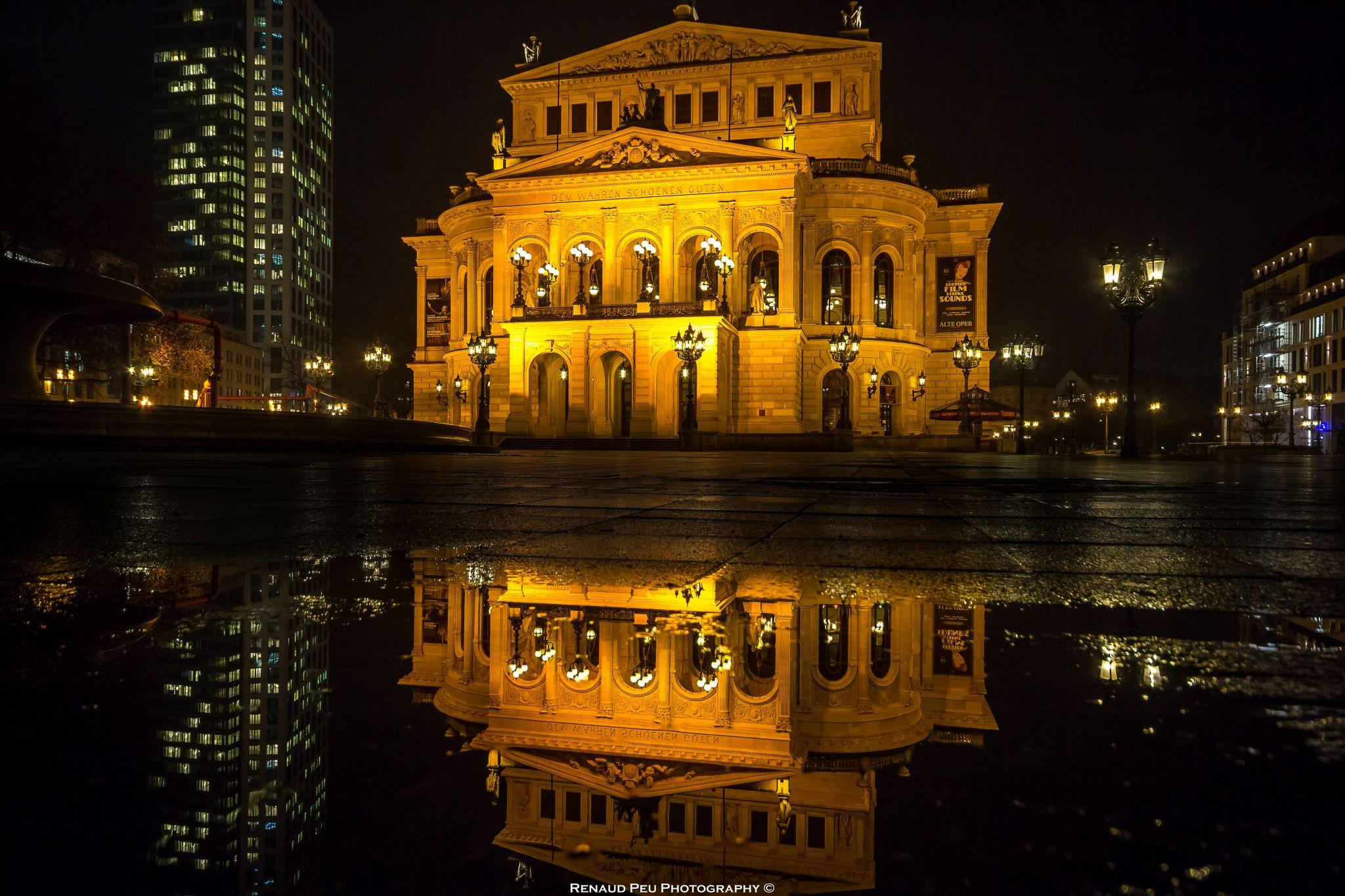 Alte Oper Frankfurt, Germany