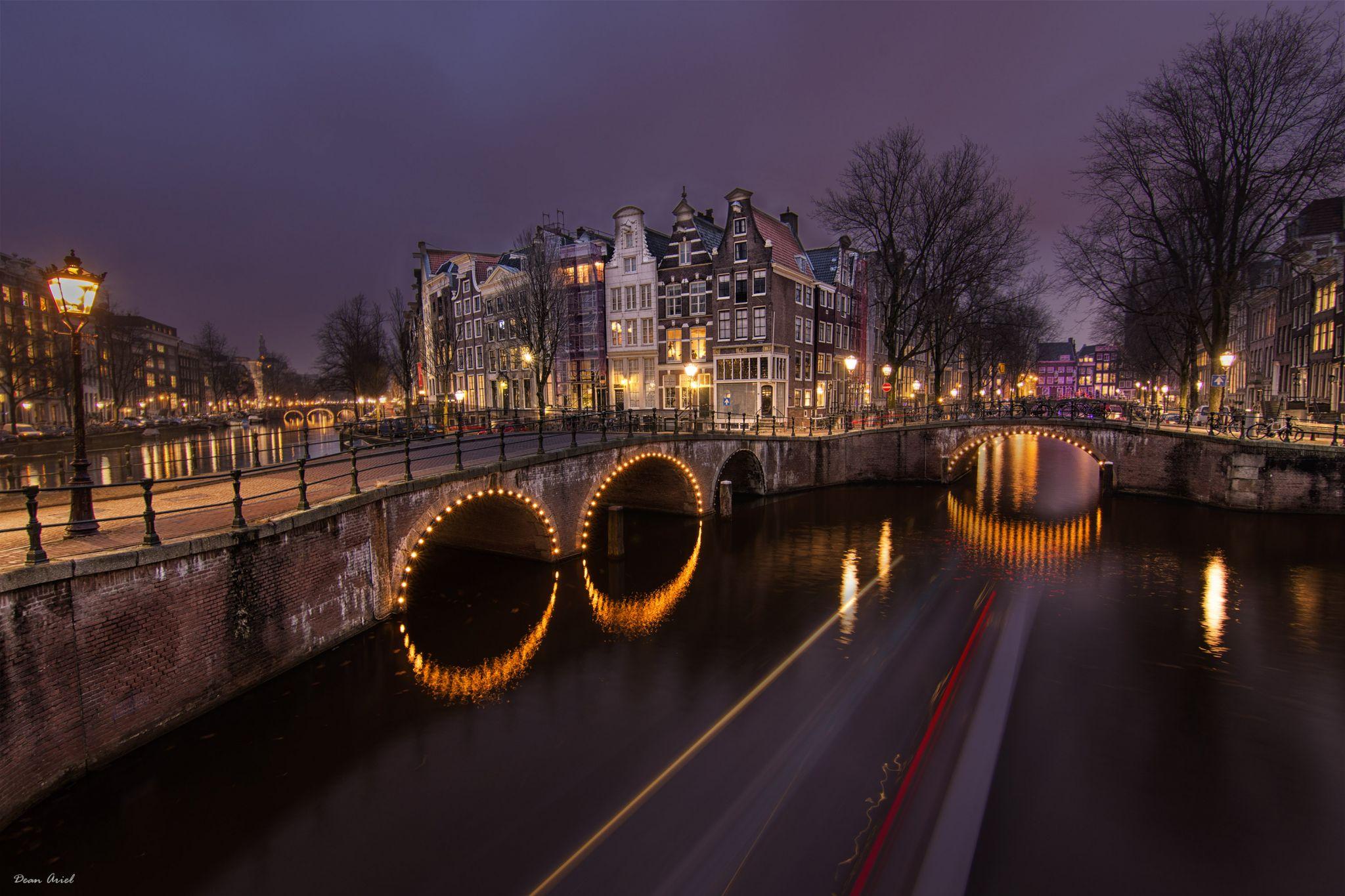Amsterdam Keizersgracht, Netherlands