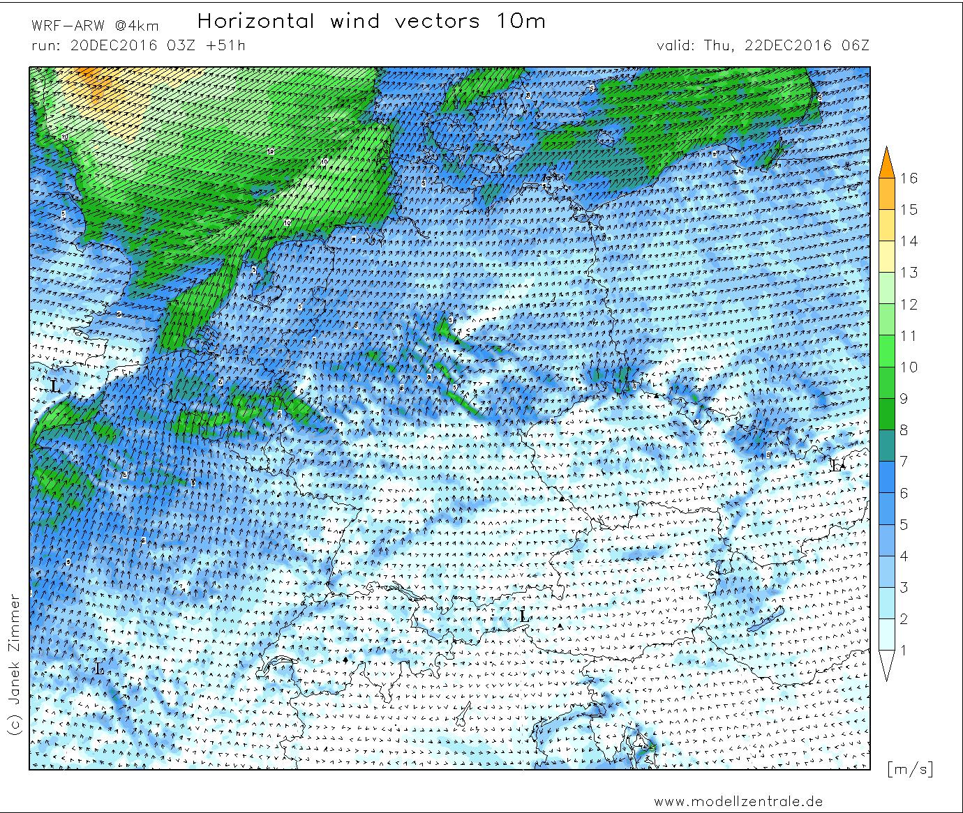 Forecasting fog for landscape photography