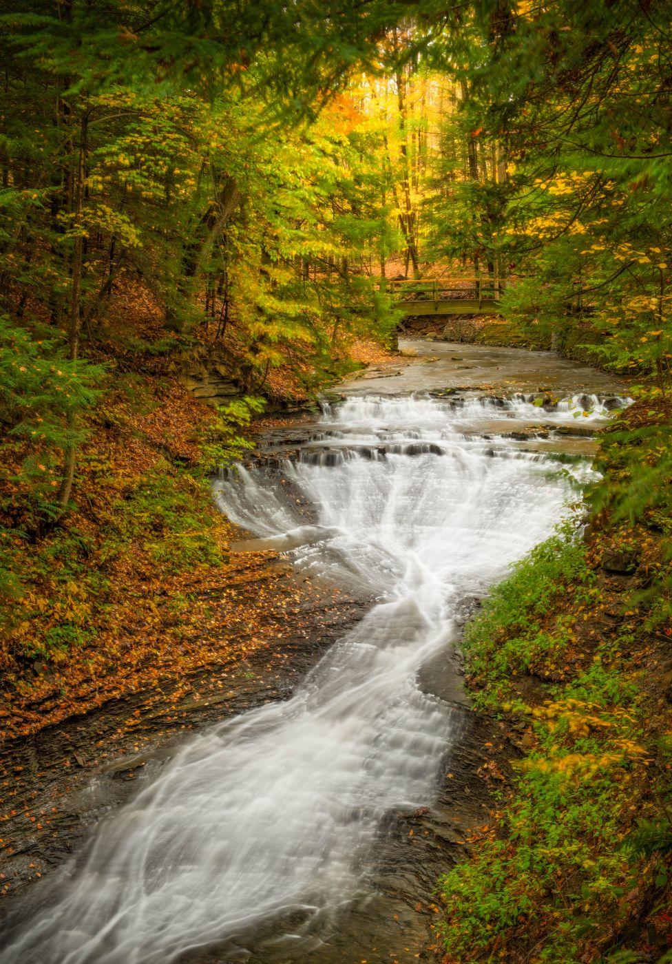 Bridal Veil Falls, USA