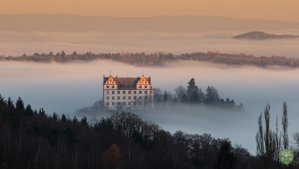 Castle Lichtenberg, Odenwald, Germany