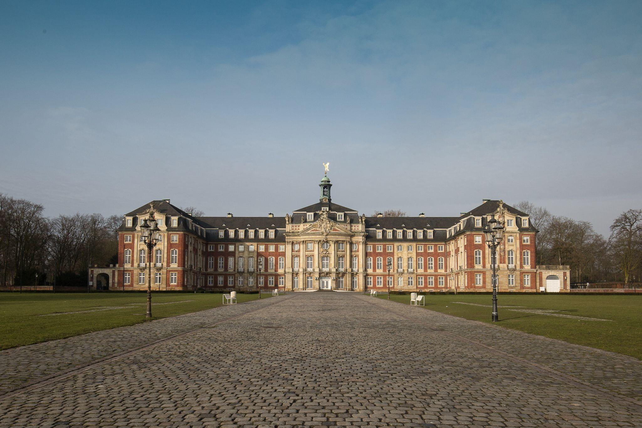 Castle of Münster, Germany