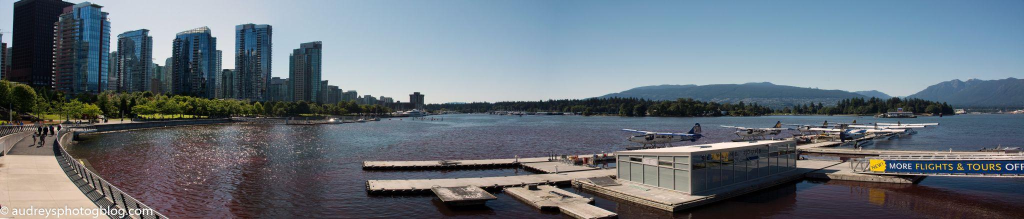 Vancouver Harbour Seaplanes, Canada