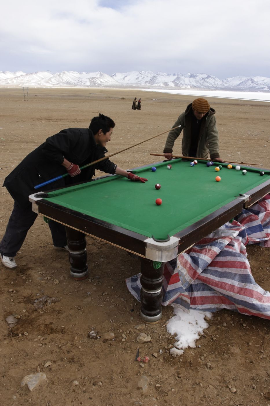 How about a little game?, China