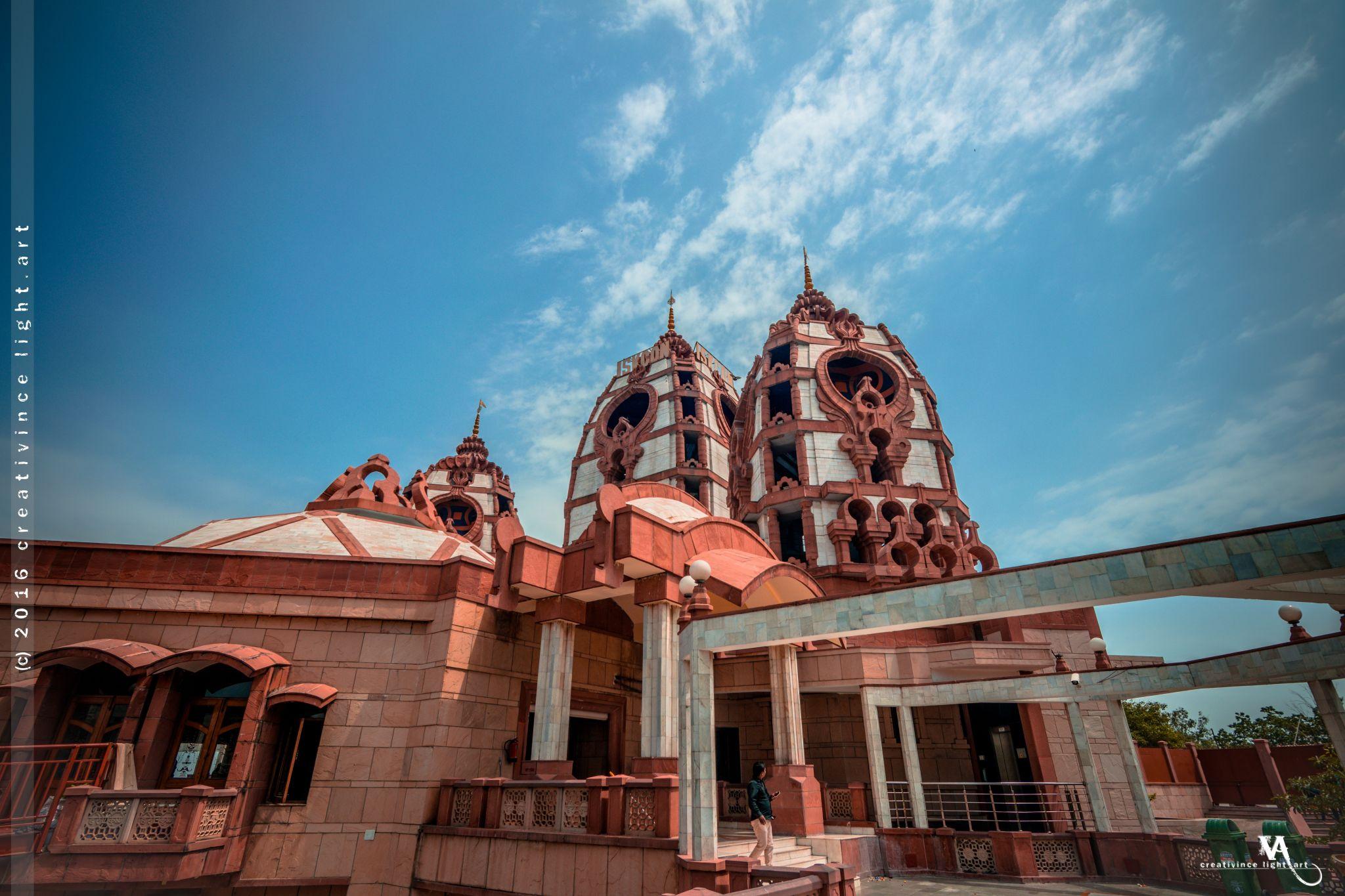 ISKCON Temple, India