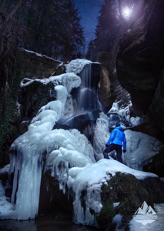 Lichtenhainer Waterfall, Germany