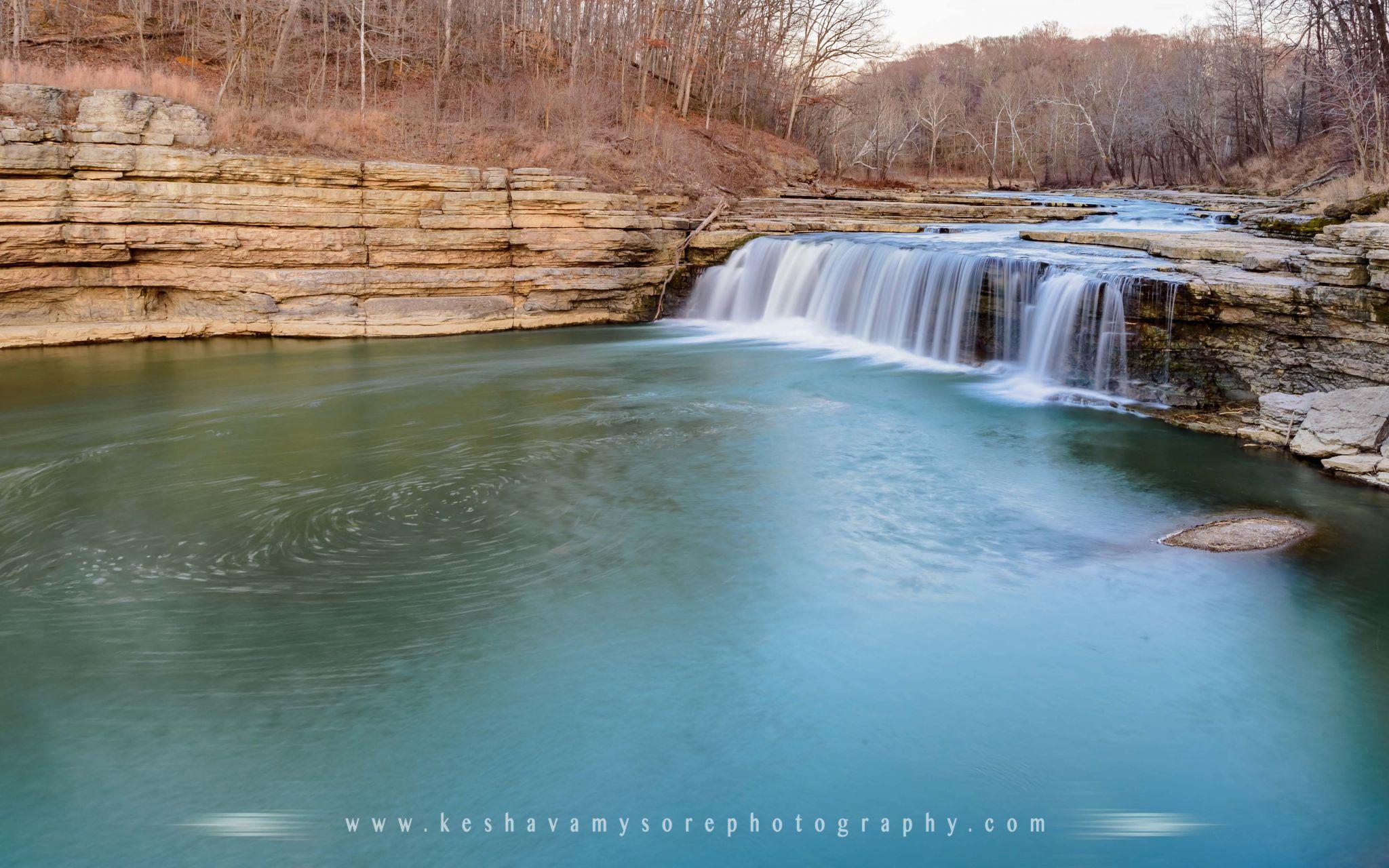 Lower Cataract Falls, USA