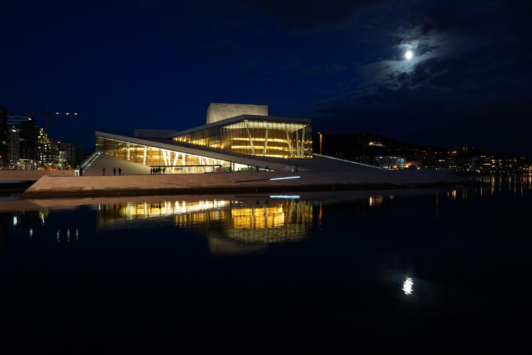 Operahuset, Norway