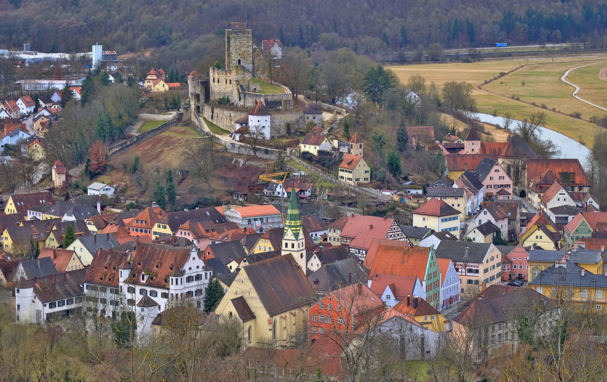 Pappenheim, Germany