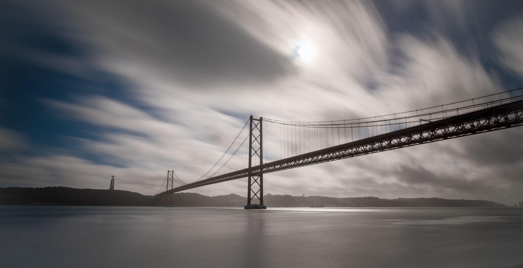 Ponte 25 de Abril Bridge, Portugal