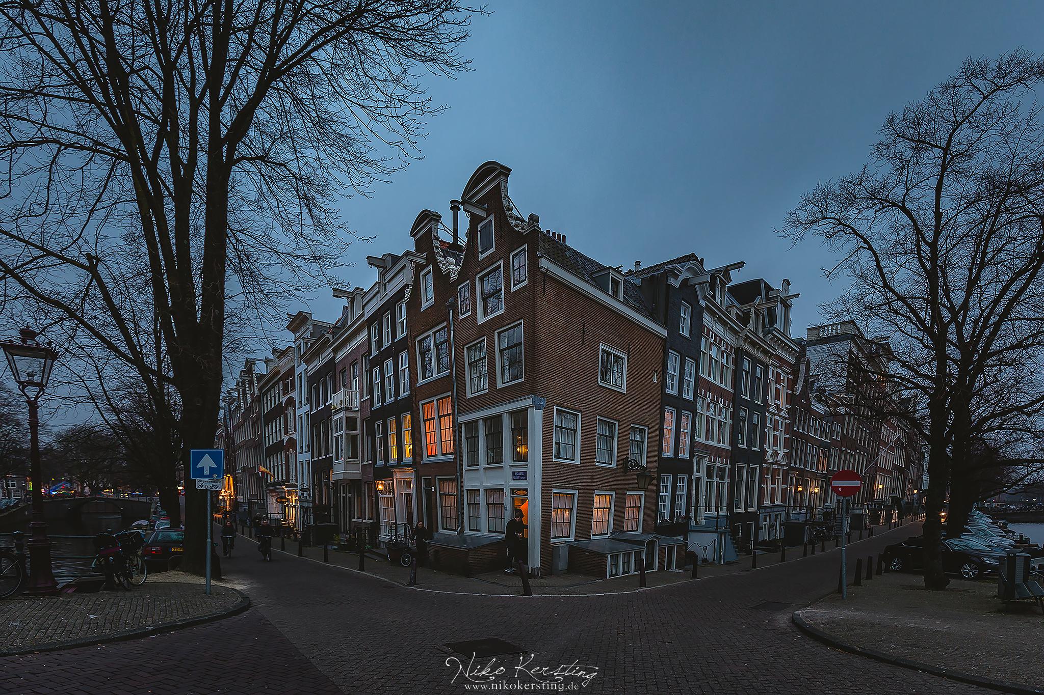 Reguliersgracht x Keizersgracht, Netherlands