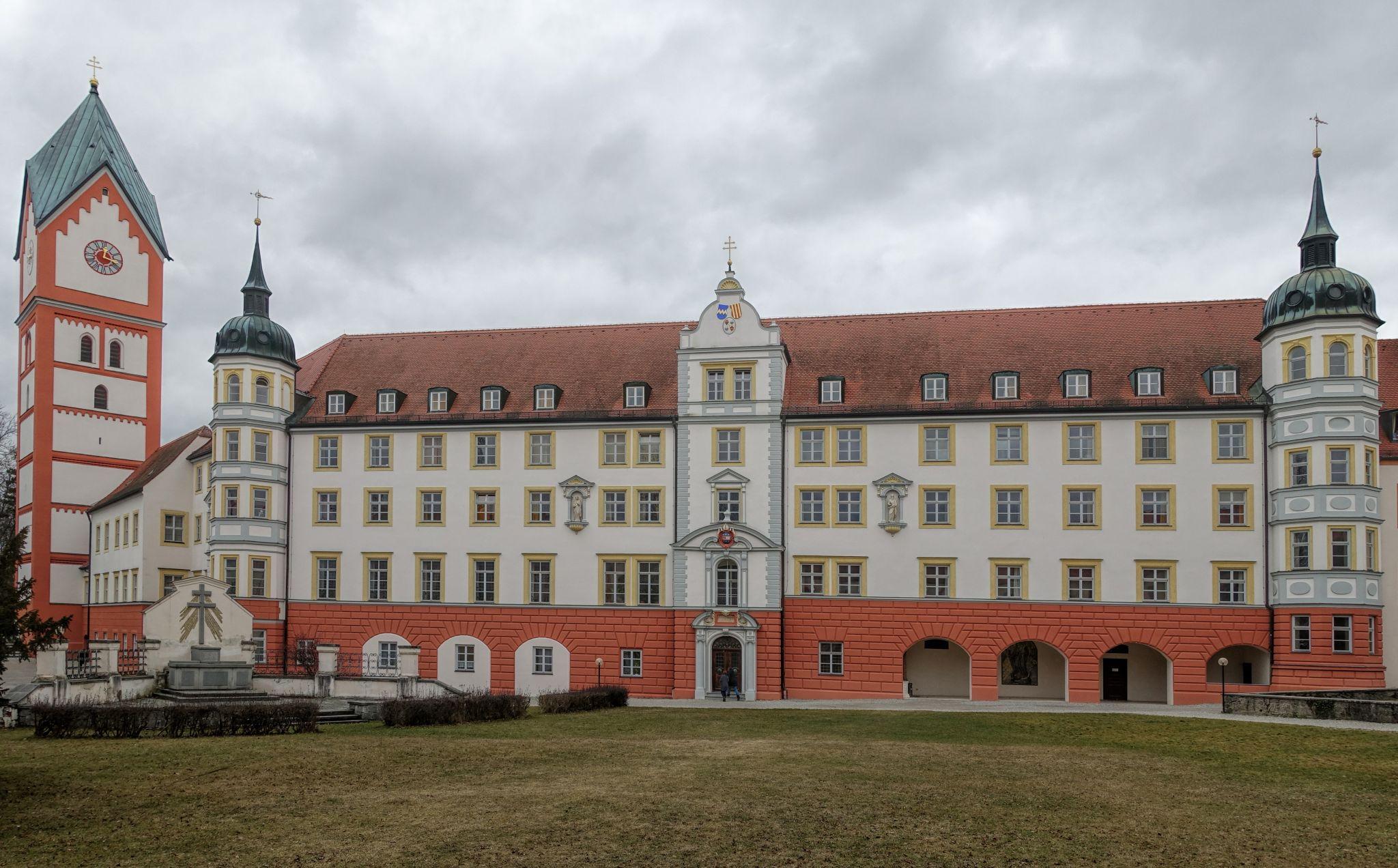 Scheyern Abbey, Bavaria, Germany