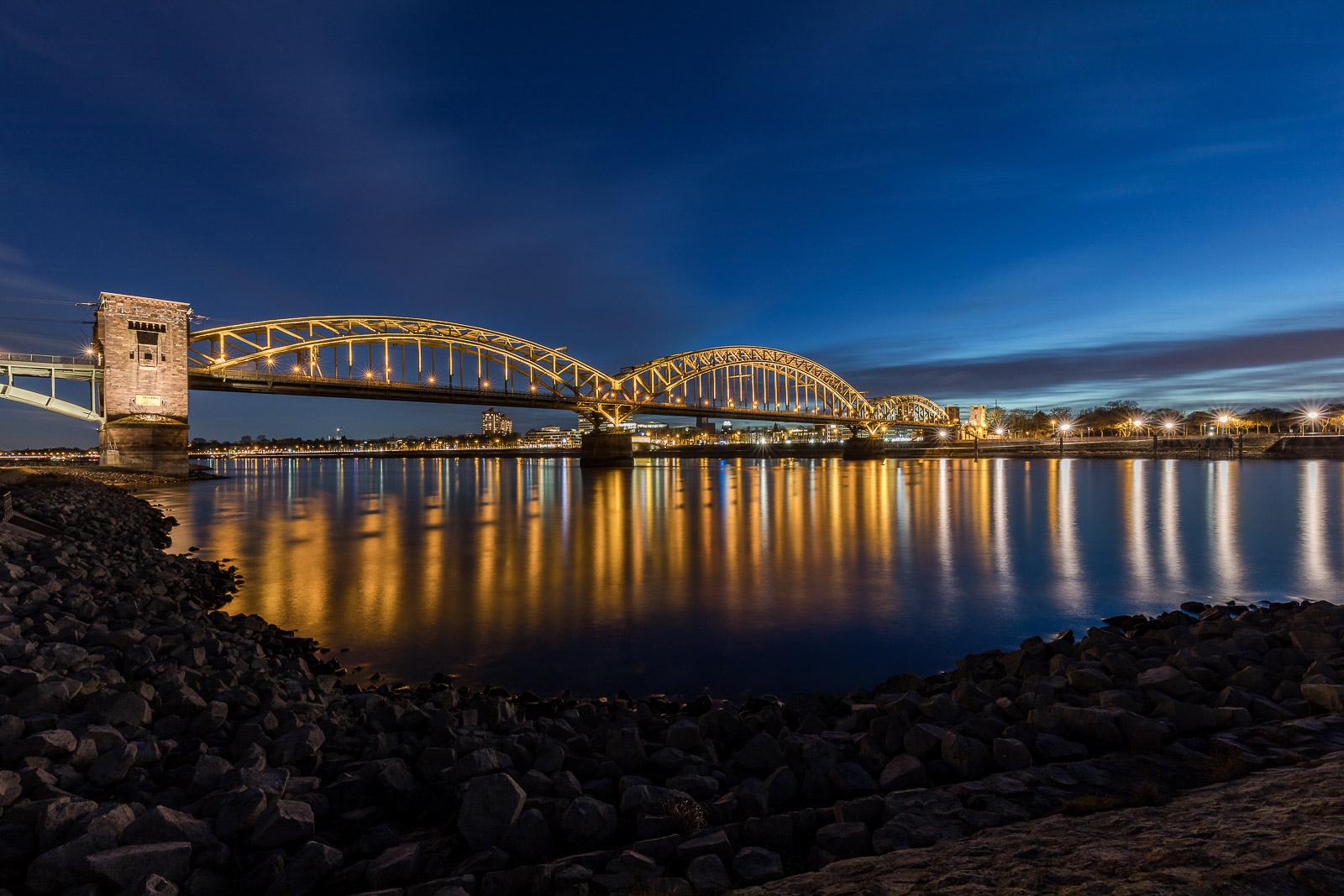 Südbrücke, Cologne, Germany, Germany