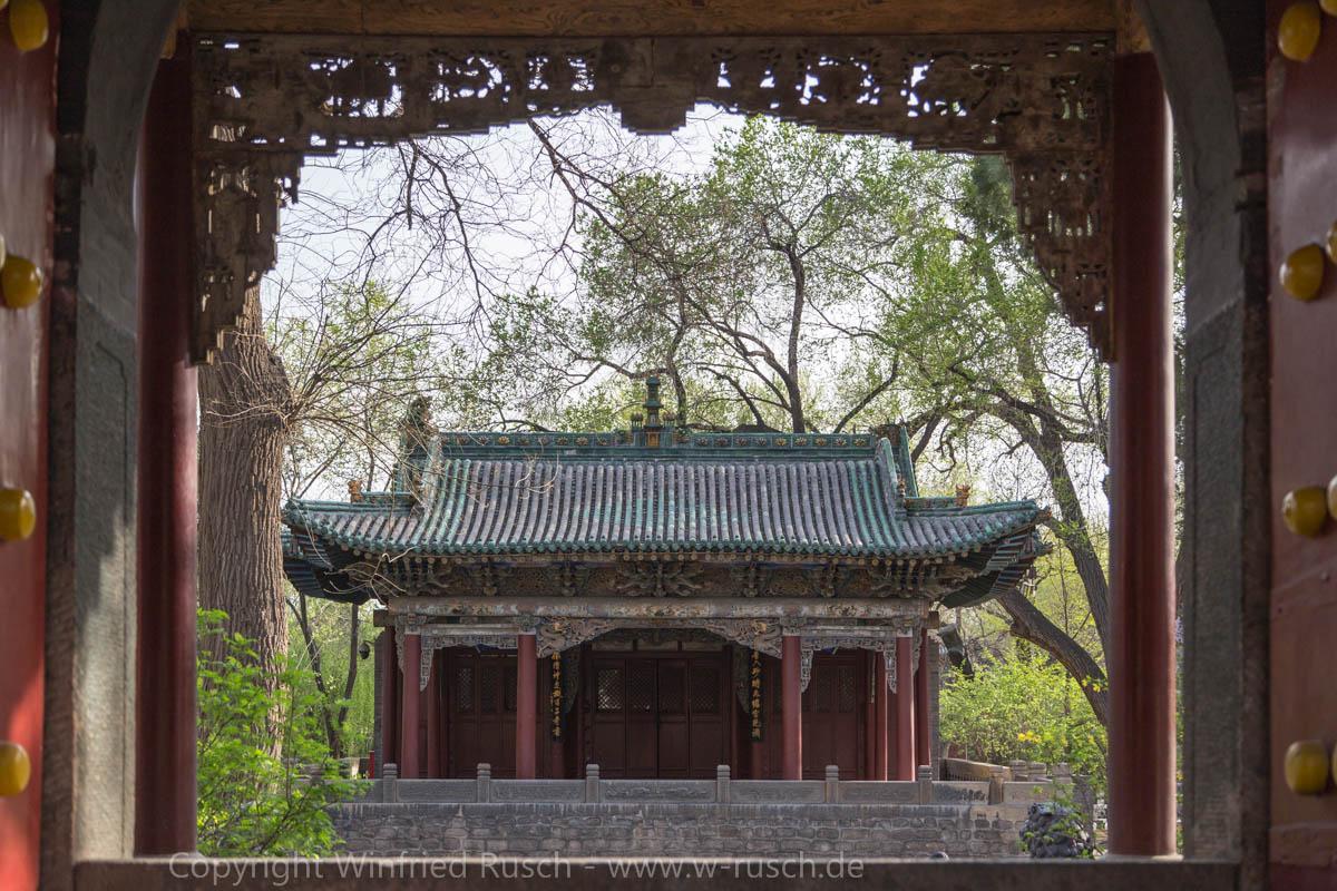 Tempelanlage Jinci, China