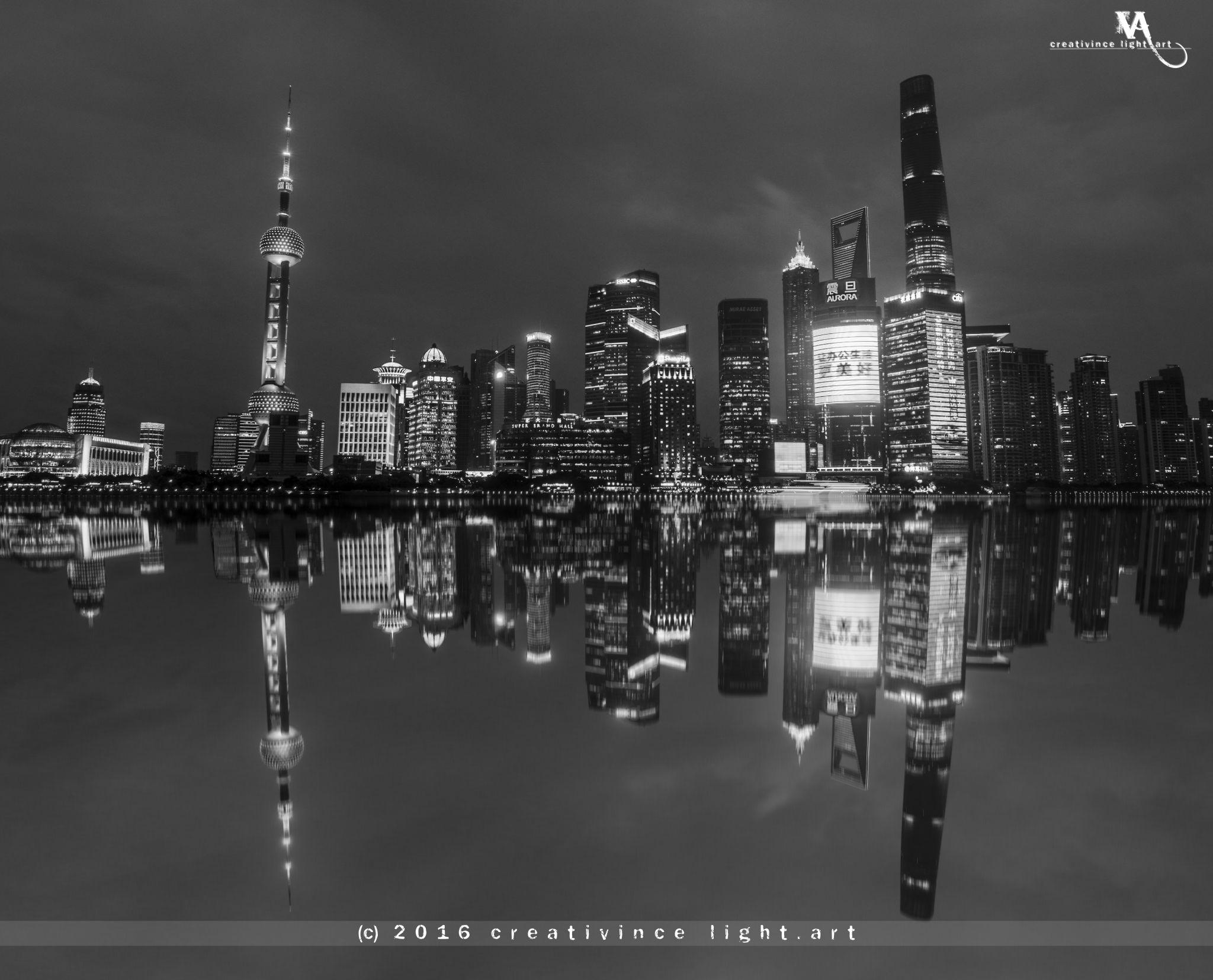 The Bund / Waitan, China