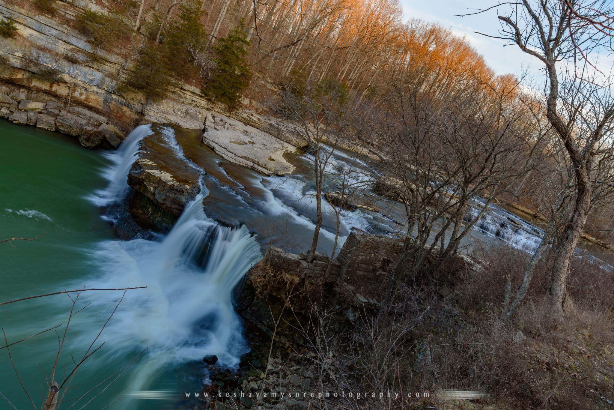 Upper Cataract Falls, USA