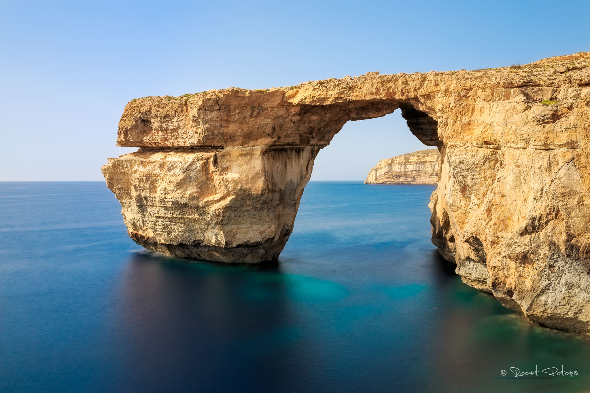 Beautiful Azure Window got destroyed