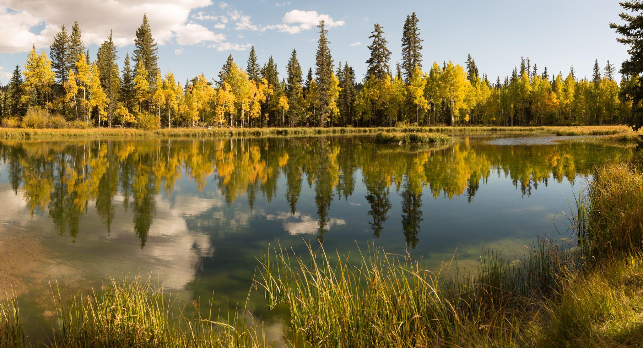 Aspen Mirror Lake, USA