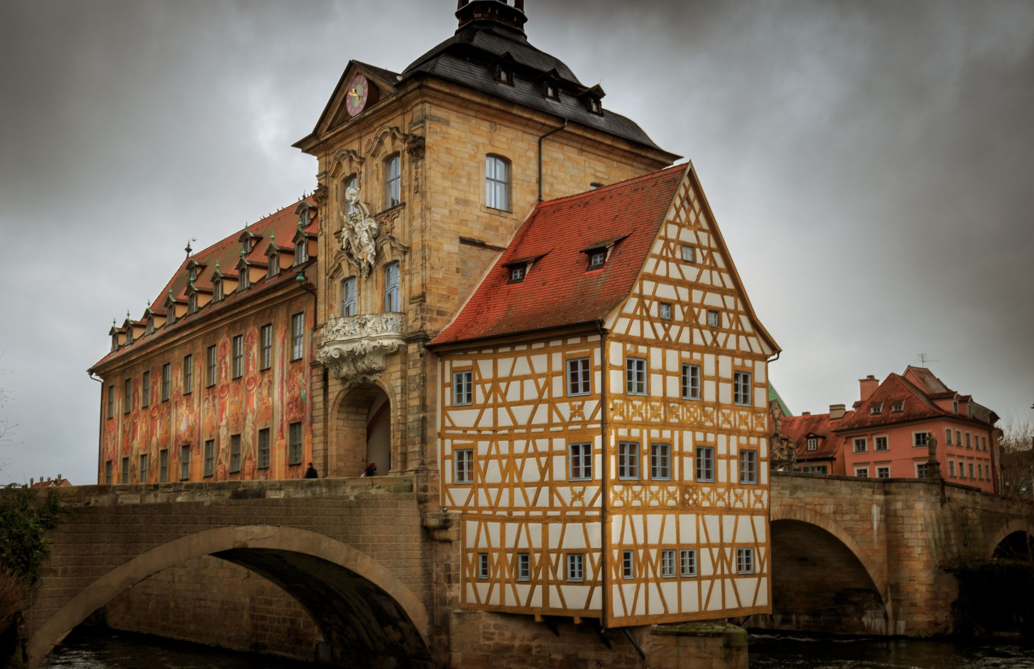 Bamberg Historic Town Hall, Germany