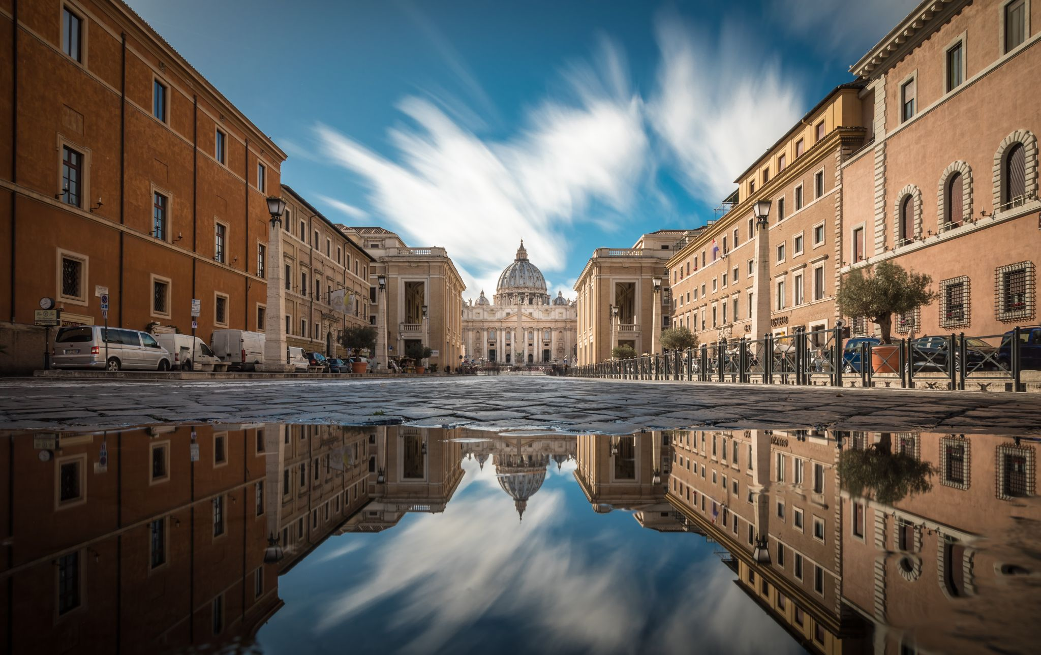 Basilica di San Pietro, Via della Conciliazione, Italy