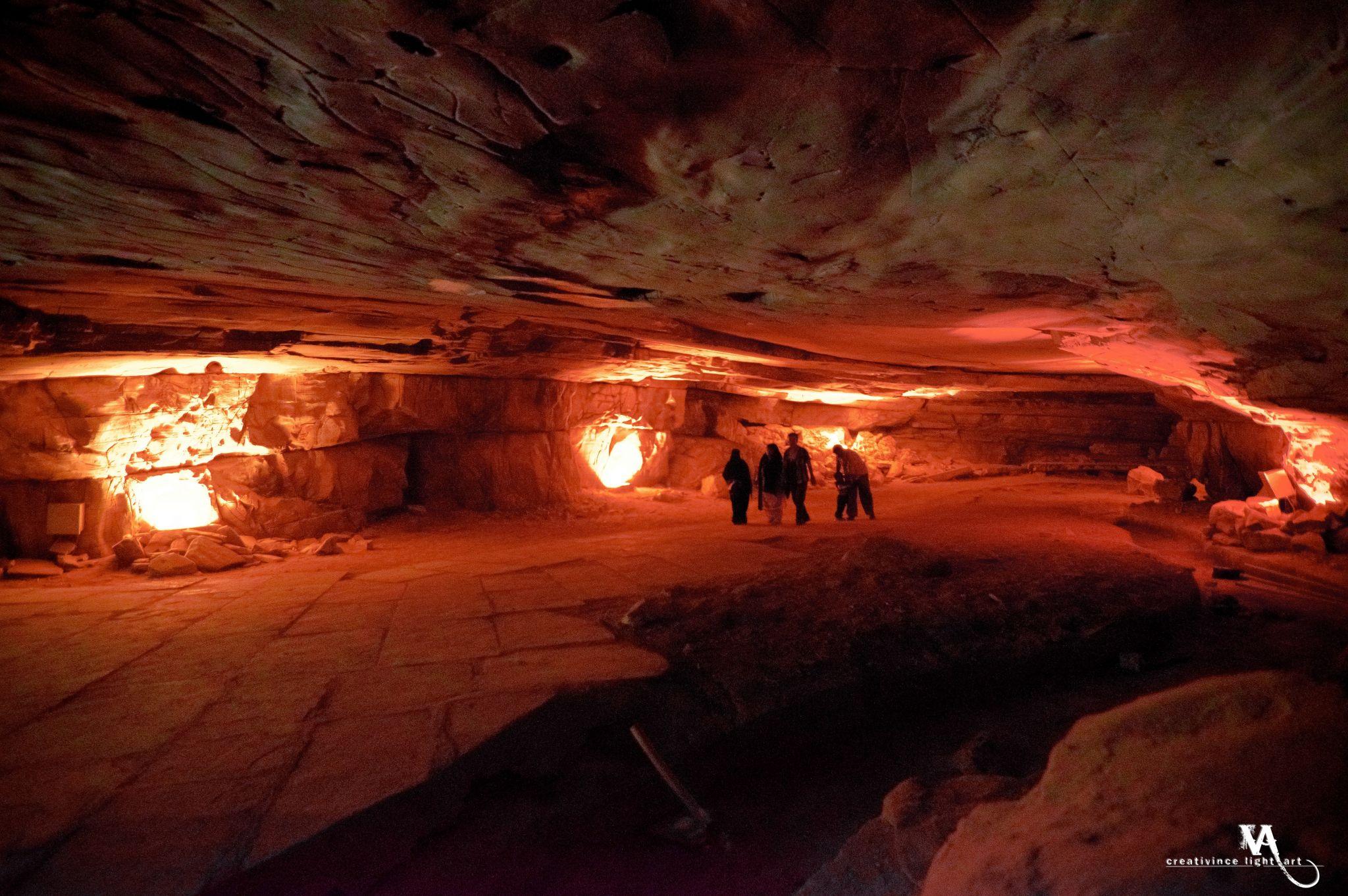 Belum Caves, Kurnool, India