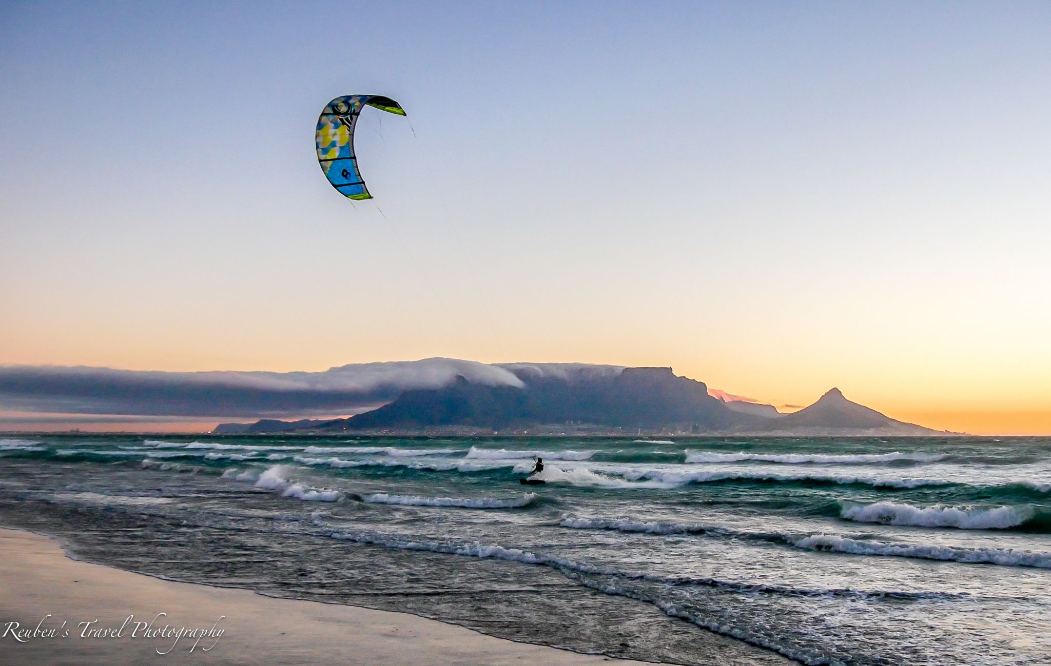 Blouberg beach, South Africa