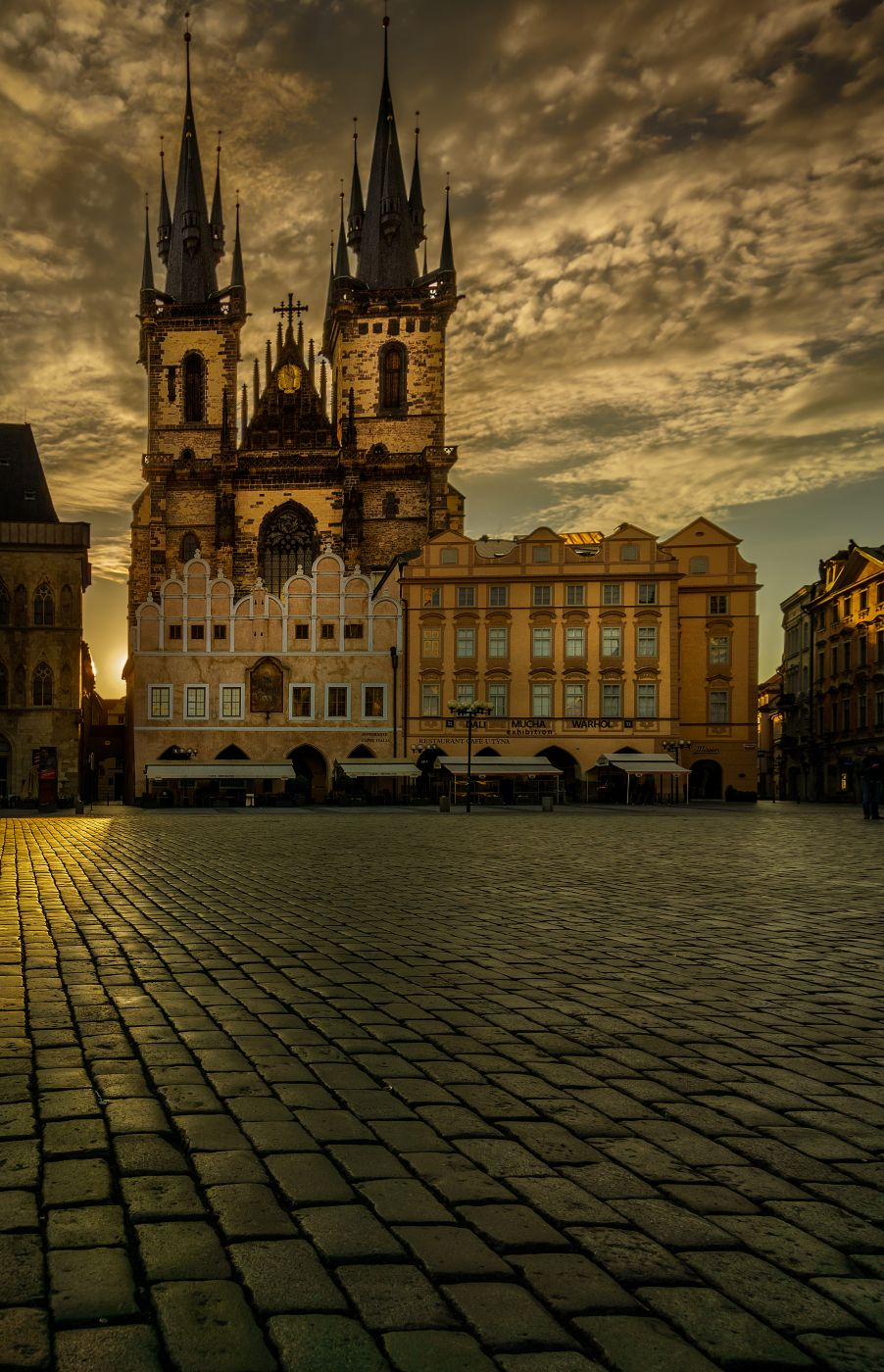 Church of our lady, Czech Republic