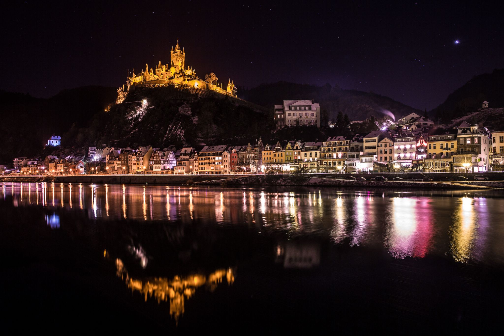 City of Cochem, Germany