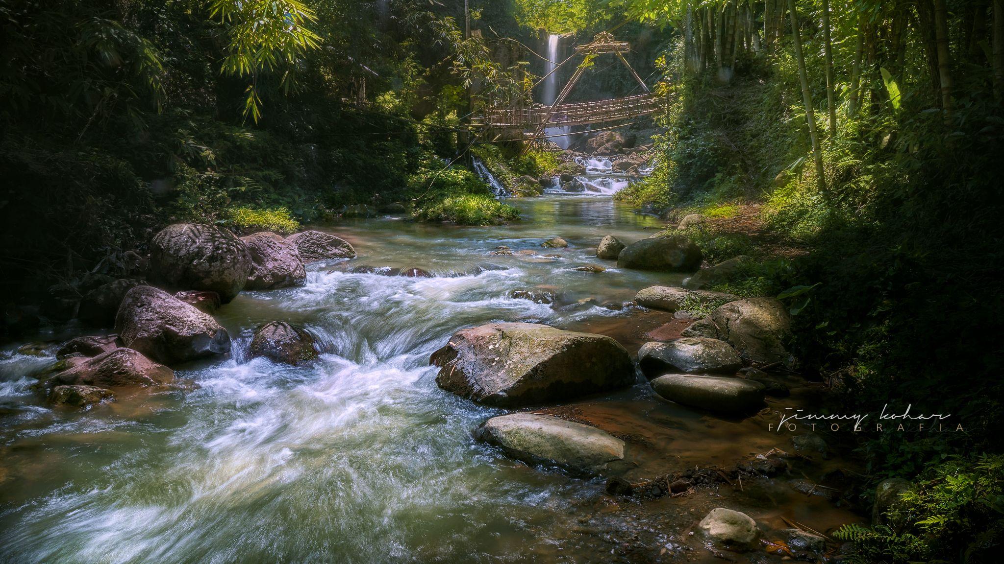Coban Ciblungan, Indonesia