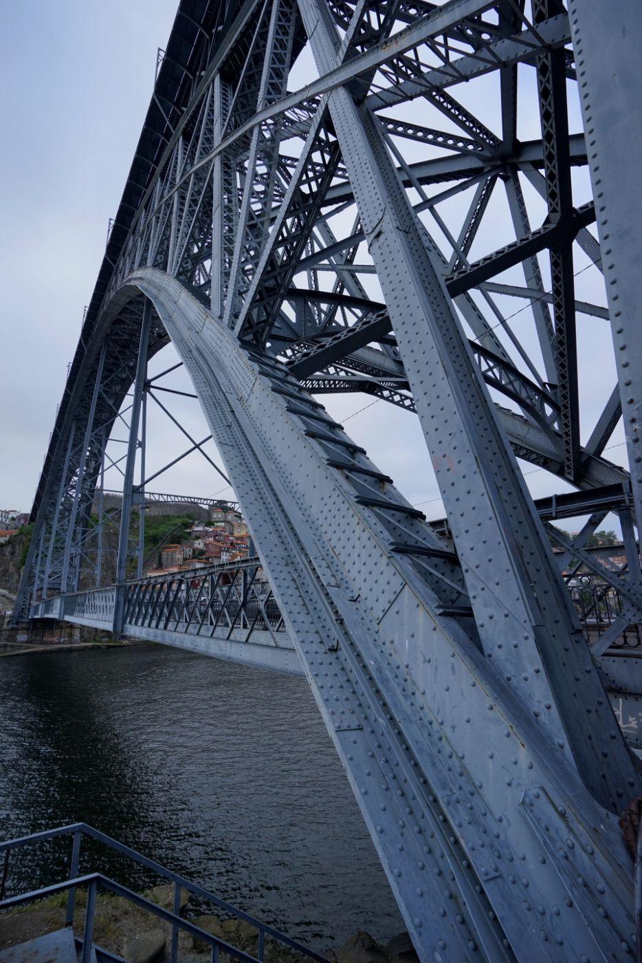 D. Luis I bridge, Portugal